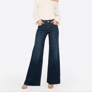 Express Wide Leg High Rise Jeans Size 6S